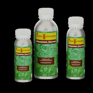 #Seaweed_Secrets fertilizers organic farming Padre Nutrients
